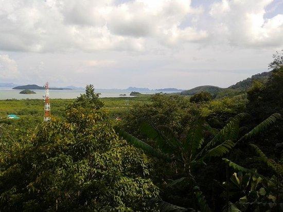 Lanta Old Town: View East Ko Lanta