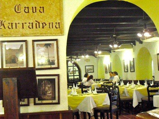 Hacienda Teya : Restaurant