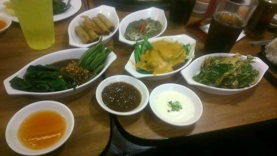 Dasmarinas City, Filippine: Tasty meals