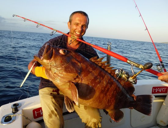 Madatet Fishing : superbe mérou de 27kg