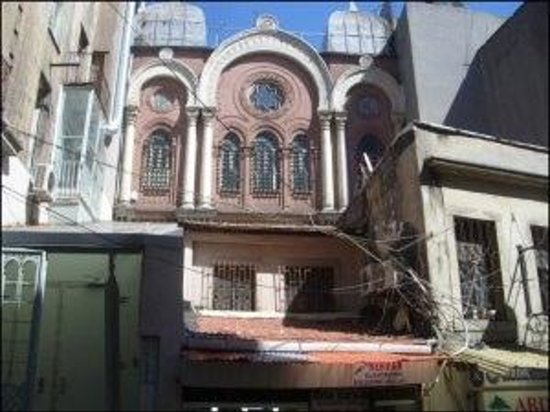 Aşkenaz Synagogue - Picture of Askenazi Synagogue ...
