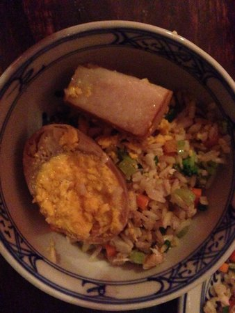 May Restaurant: Pork belly