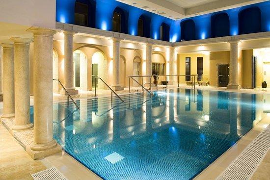 Vitality Pool In Knockranny House Hotel Spa Picture Of Knockranny House Hotel Westport