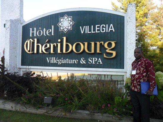 Cheribourg Hotel: l'entrée de l'Hôte Orford