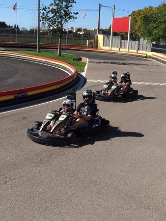 IBIZA KARTING San Antonio: Twin seat karts