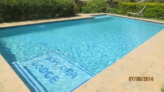 Kia Ora Lodge: Swimming pool at Kia Ora
