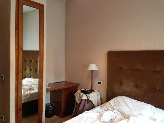Farnesina Hotel : da confrontare con il sito internet...