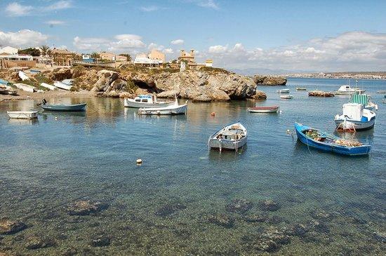 Playa isla tabarca picture of tabarca water taxi santa - Hoteles en isla tabarca ...