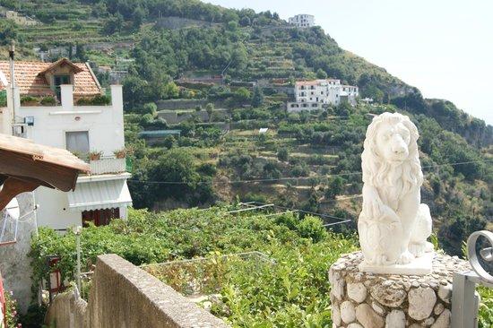 Locanda Ripa delle Janare: Вид с нашего балкона
