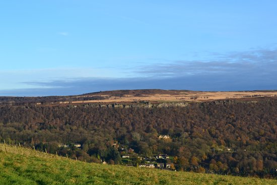 The Miners Arms: Short walk from Eyam
