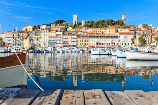 Cannes Historical Guided Tour
