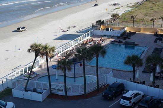 Holiday Inn Resort Daytona Beach Oceanfront: La piscine