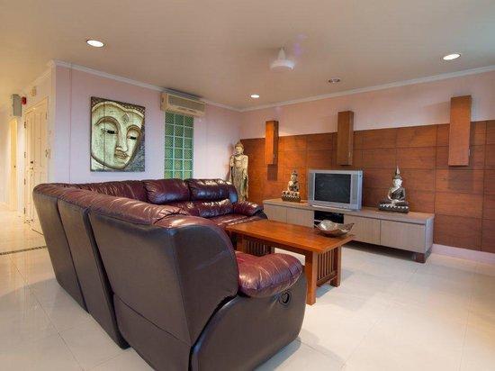 Argyle Apartments: 3 Bedroom Penthouse 170 m2