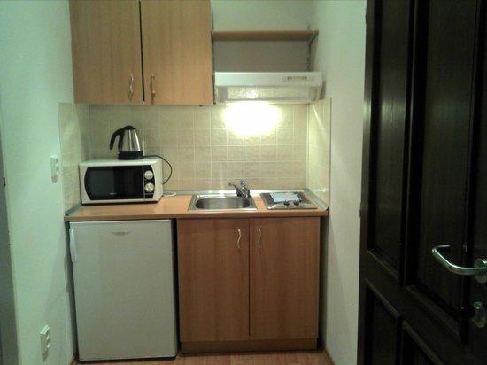 ApartHotel Susa: Cucina