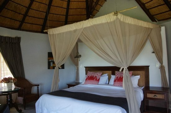 Arathusa Safari Lodge: Zimmer