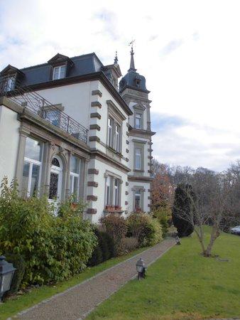 Chateau de L'ile : Suites