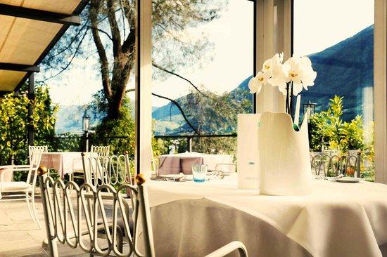 Restaurant Artemis Picture Of Hotel Villa Tivoli Merano