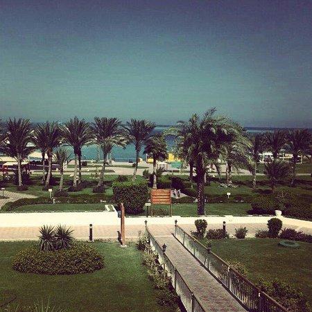 Hilton Hurghada Plaza: Okt 2014