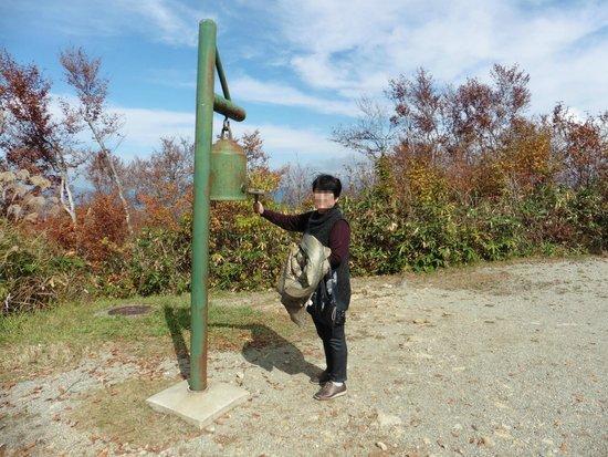 Hakkaisan : 山小屋の鐘