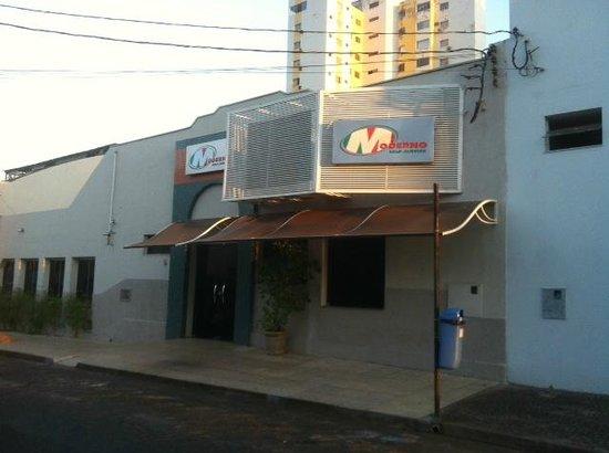 Fachada Picture Of Restaurante Moderno Ituiutaba