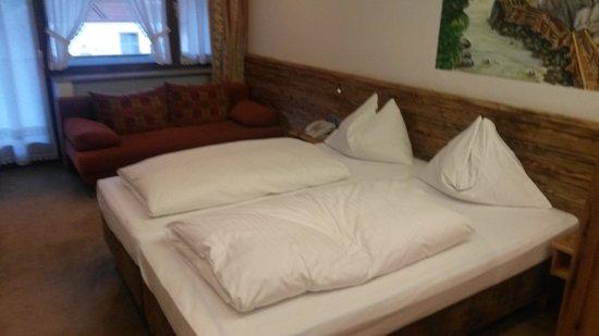 Hotel Gasthof Mitteregger: Bed