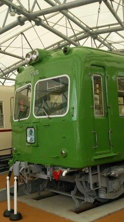 Keio Rail Land: 展示車両2000系