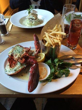 Loch Fyne - Bath: Gorgeous food