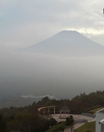 Hotel Mt. Fuji : view from balcony