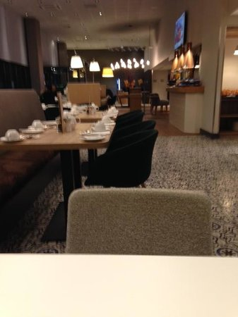 Novotel London Wembley: Restaurant