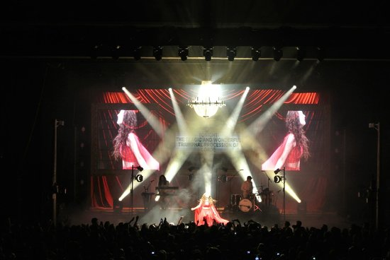 The Greek Theatre: Amazing Lorde