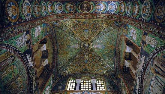Ravenne, Italie : Interno