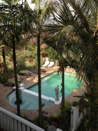 St. Lucia Wetlands Guesthouse: Pool