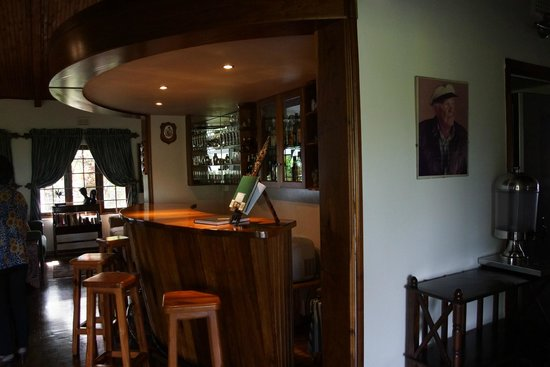 St. Lucia Wetlands Guesthouse: Empfang