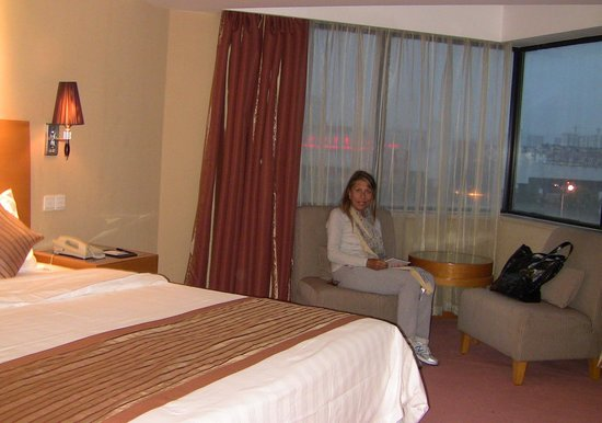 Aster Hotel: salottino