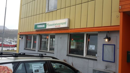 ‪Finnmark Pizza Restaurant AS‬