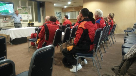Buckmore Park: Drivers Briefing