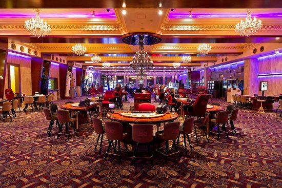 Sheriton casino rock casino nevada