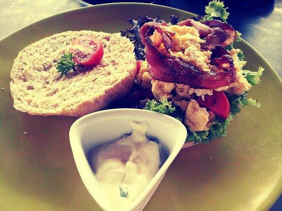 Padang Padang burger