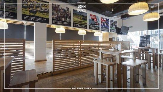 John Burg Restaurant