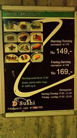 D Sushi
