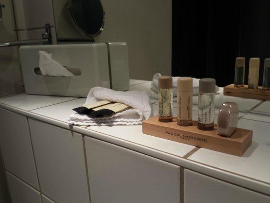 Das Wildeck: Badezimmer
