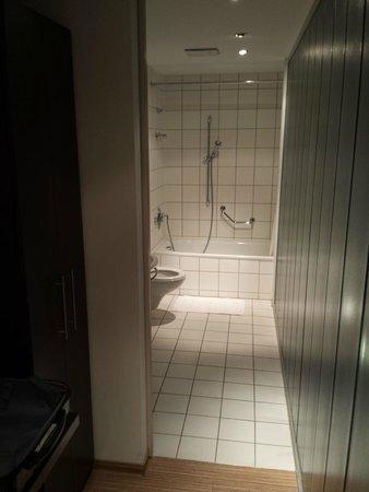Badezimmer (DZ) - Bild von Das Wildeck, Abstatt - TripAdvisor