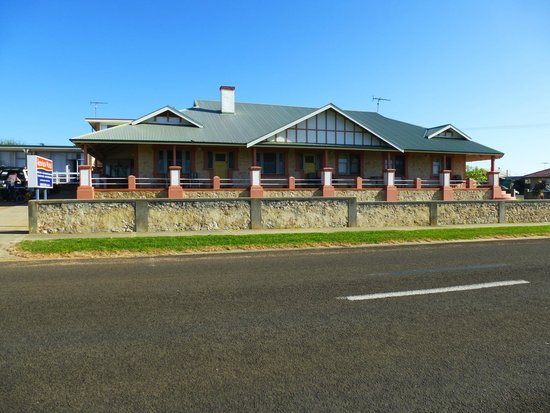 Kangaroo Island Seaview Motel: l'extérieur