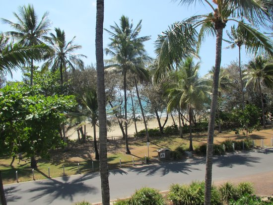 Peninsula Boutique Hotel: View from bedroom