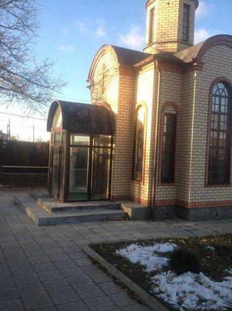 Загородная гостиница АнРи: Храм!!!