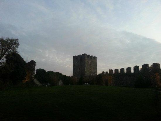 "Castel Pergine : ""our"" Tower"