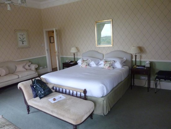 Priory Bay Hotel: Our Principal room