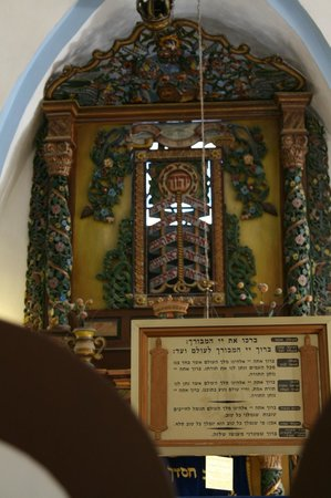 The Ashkenazi HaAri Synagogue