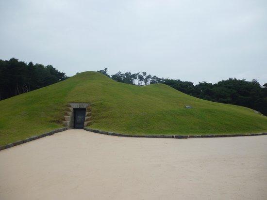 Songsan-ri Tombs and Royal Tomb of King Muryeong: King Muryeong's Tomb