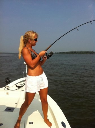 24ft ranger boat picture of amelia island charter for Amelia island fishing charters